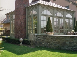 Conservatory & Pool House